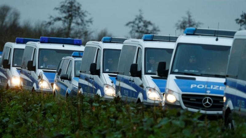 Polícia alemã (arquivo)
