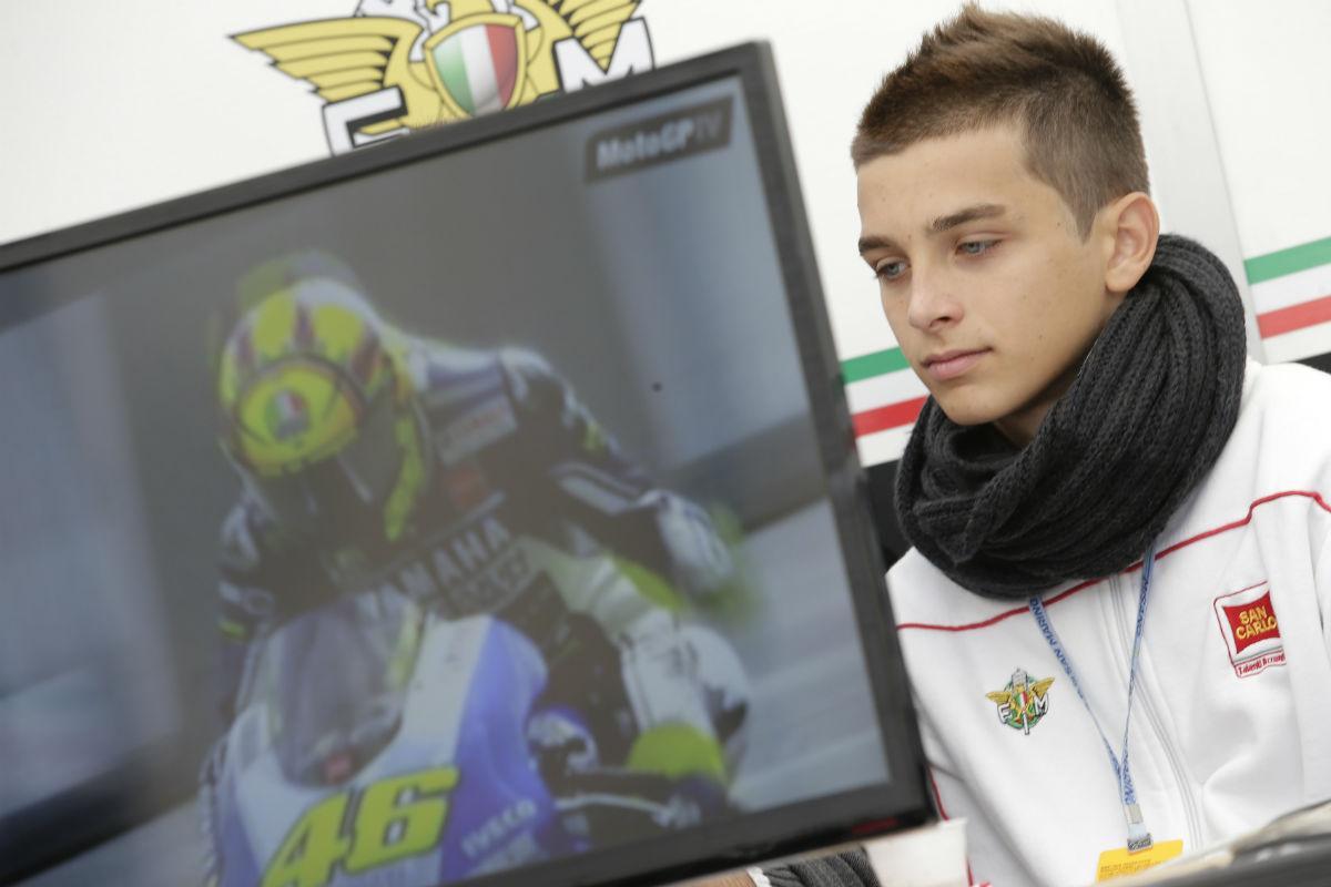 Luca Marini (Reuters)