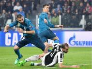 Juventus-Real Madrid