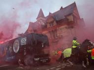 Autocarro do Manchester City