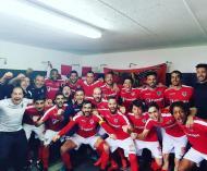 Angrense SC (Açores) já festejou subida ao Campeonato de Portugal