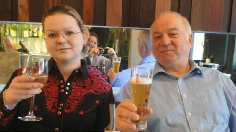 Filha de ex-espião russo diz que está a melhorar