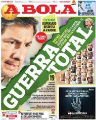 Revista de imprensa de 7 de abril de 2018