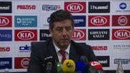 «Vitória saborosa, faltam cinco finais»