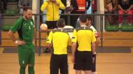 Futsal: Leões Porto Salvo-Burinhosa, 1-3