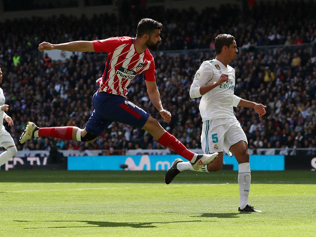 Real Madrid-Atlético Madrid