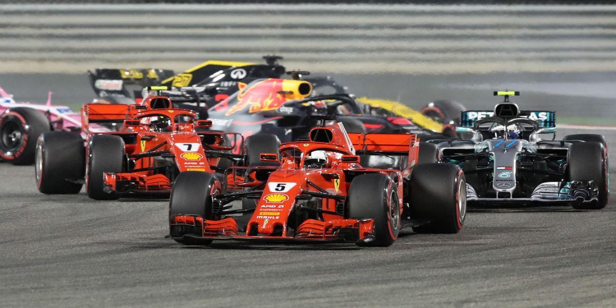 GP do Bahrain (Reuters)