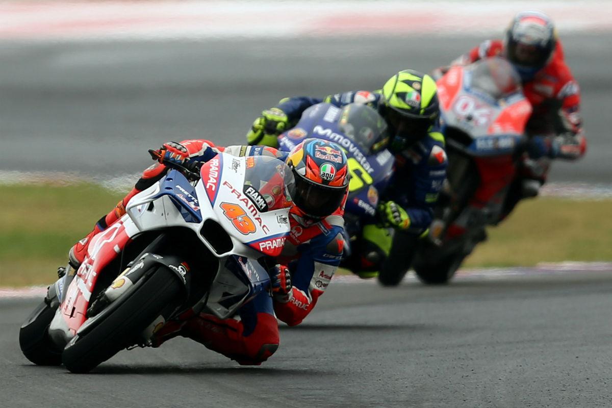 MotoGP (Reuters)
