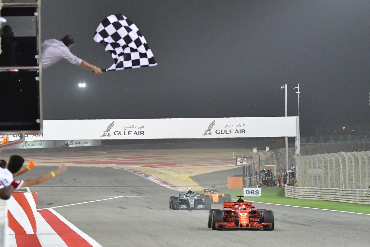 GP do Bahrain de F1 (Lusa)