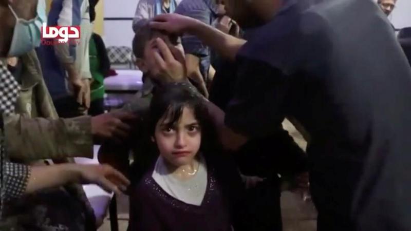 Ataque em Douma