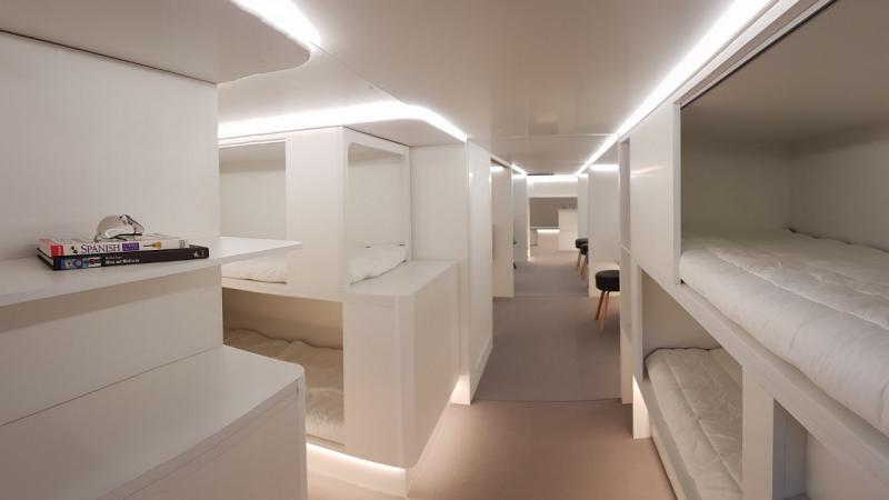 Modelo de apresentação proposto pela Airbus