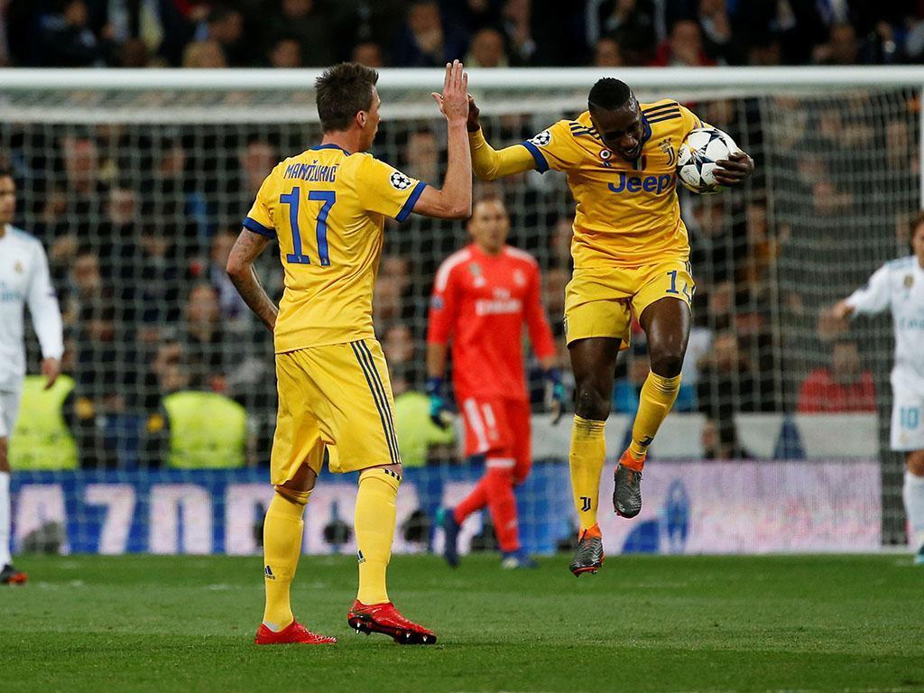 Real Madrid-Juventus