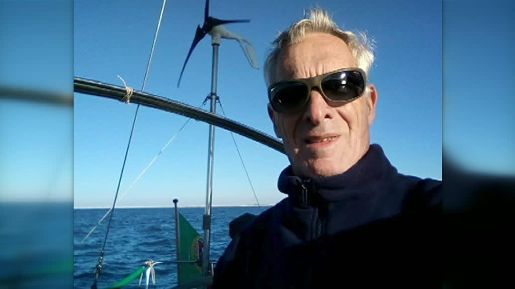 Leonel Carvalho, velejador português