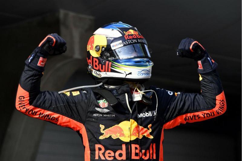 Daniel Ricciardo (Lusa)