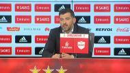 «Herrera é um grande capitão e uma pessoa extraordinária»