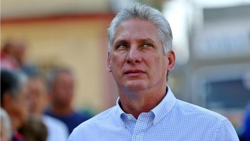 Miguel Díaz-Canel (Cuba)