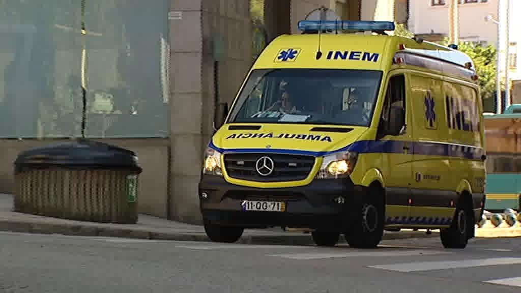 ANSR quer identificar condutores do INEM em excesso de velocidade