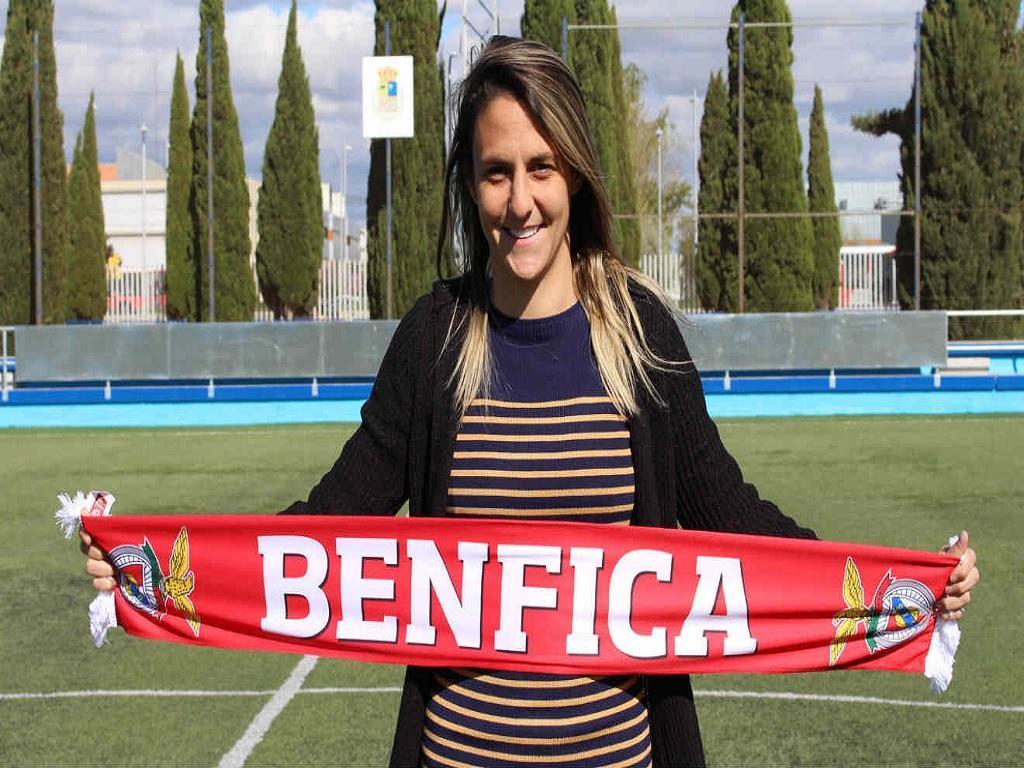 Darlene de Souza [Foto: Benfica]