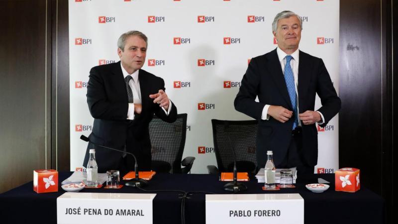 José Pena do Amaral e Pablo Horero - Banco Português de Investimento (BPI)