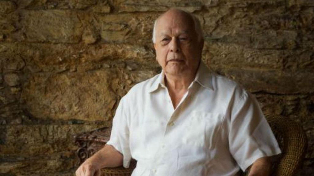 Cineasta brasileiro Nelson Pereira dos Santos