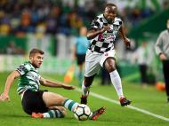 Sporting: Ristovski vai estar na estreia da Macedónia na Liga das Nações