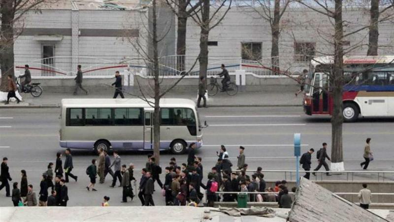 Turistas chineses (Arquivo)