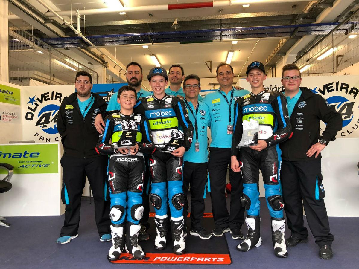 Miguel Oliveira Fan Club Racing Team (CNV Estoril)