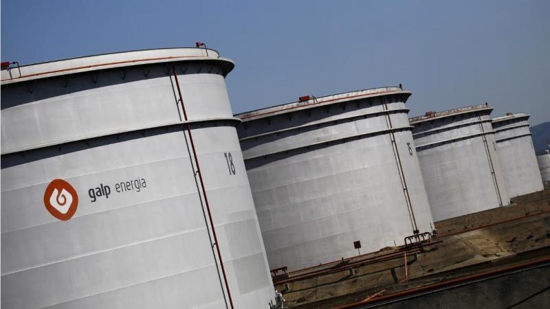Galp - refinaria de Sines (arquivo)
