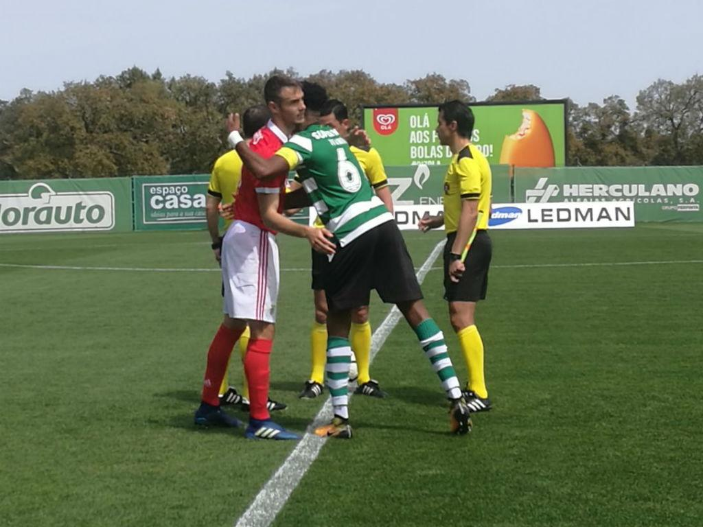 956bfed211 Campeonato sub-23  Sporting-Benfica na 3.ª jornada