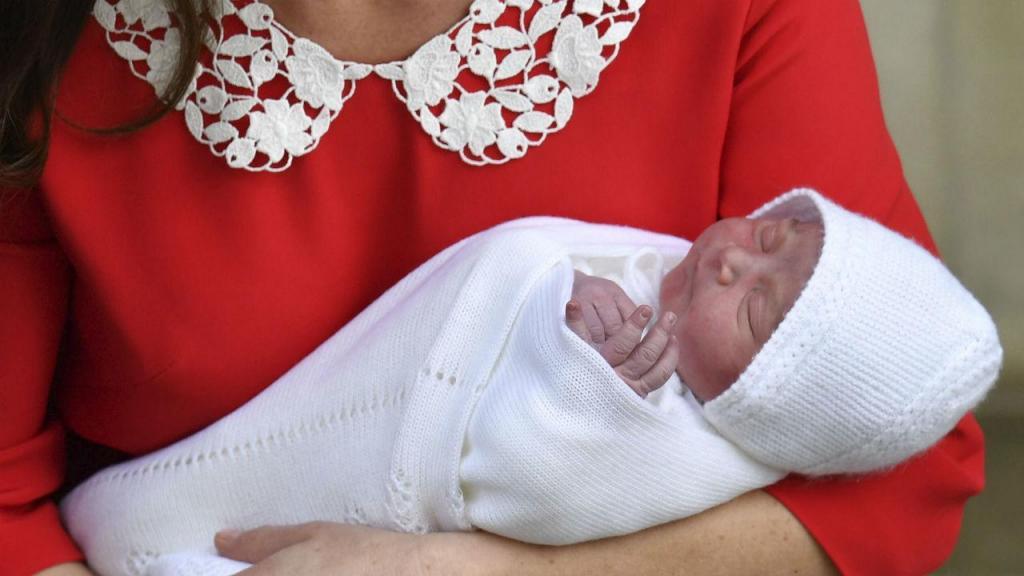 Kate e William já saíram do hospital com o bebé