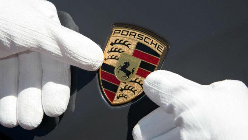 Porsche logo (Porsche)