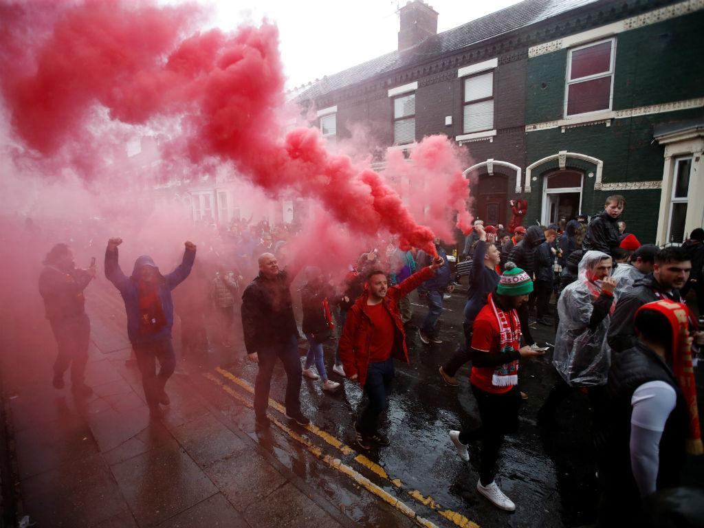 Liverpool-Roma (Carl Recine/Reuters)