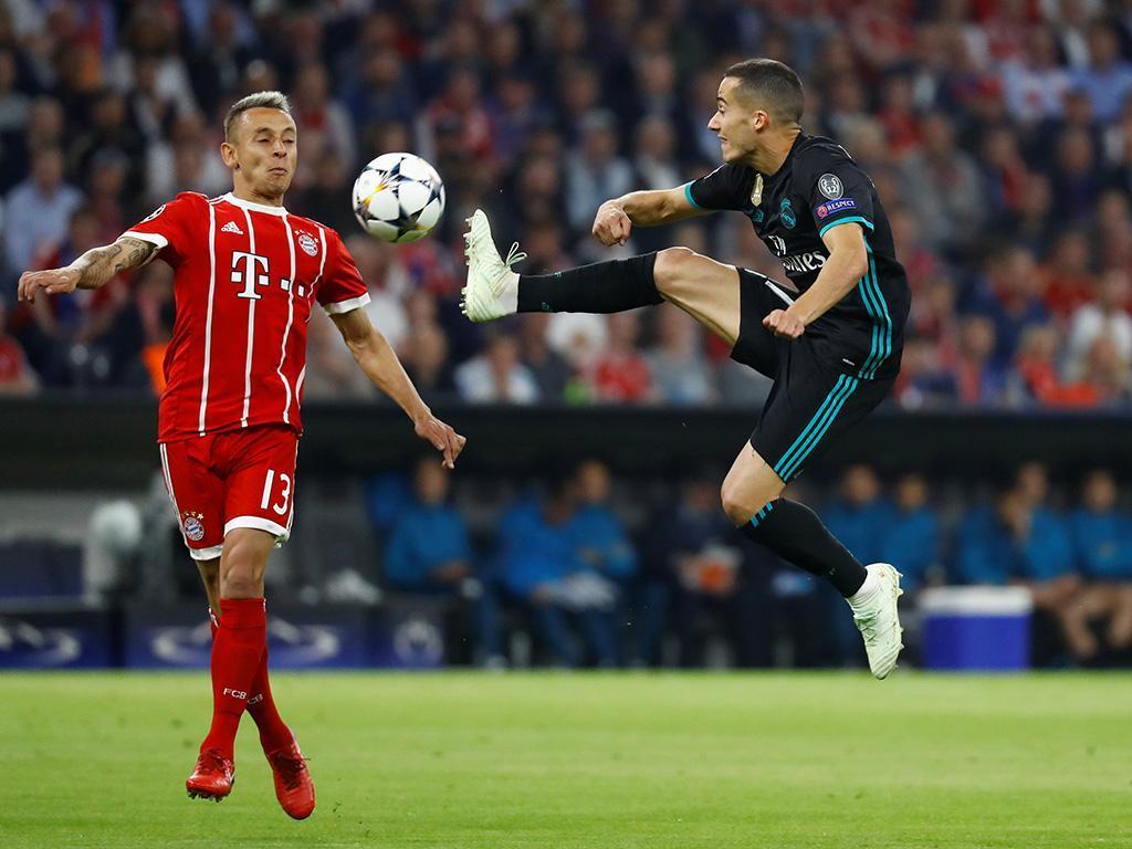 Bayern Munique-Real Madrid