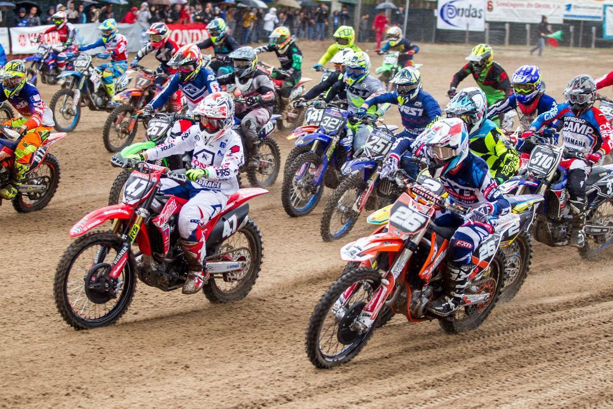 Campeonato nacional de motocross (Foto FMP)