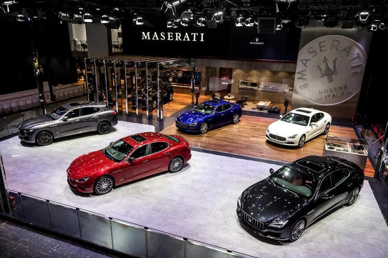 Maserati (Auto China 2018)