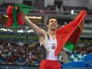 Diogo Ganchinho campeão europeu 2018 (Timo Denz /Eurotramp)