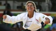 Judo: Telma Monteiro conquista bronze no Europeu