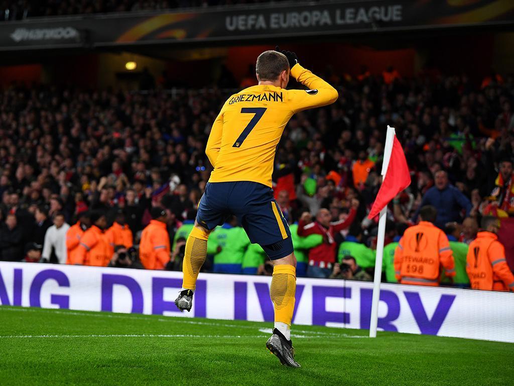 Arsenal-Atlético Madrid
