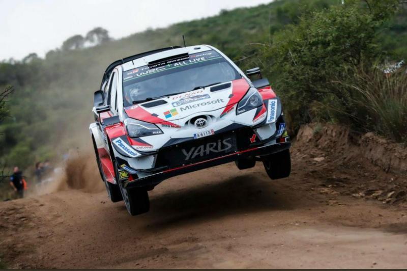 Ott Tanak (Toyota Gazoo Racing)