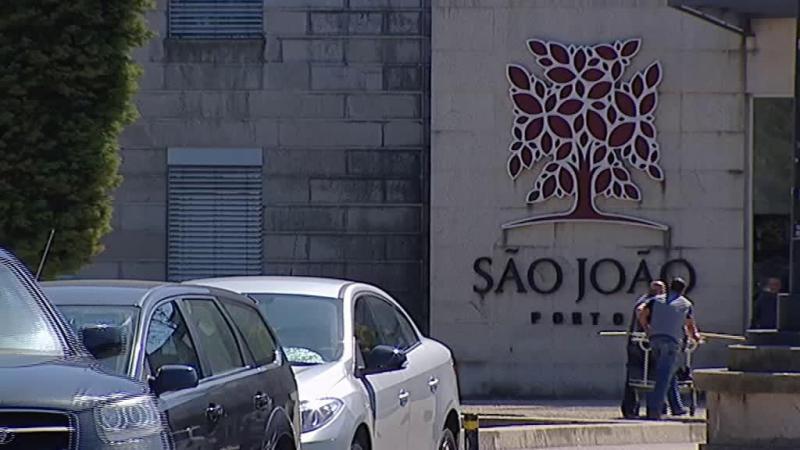 Hospital de São João (arquivo)