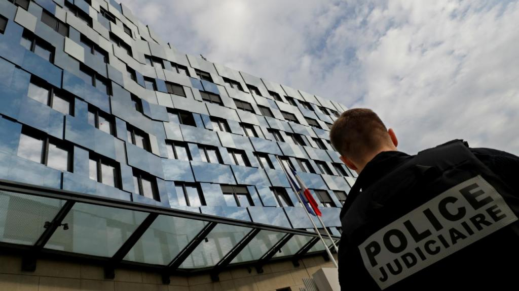 Polícia Judiciária - França (arquivo)