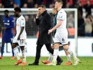 Swansea-Chelsea Carlos Carvalhal