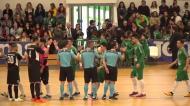 Futsal: Leões de Porto Salvo-Fabril, 10-2