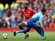 17. Paul Pogba (Manchester United, França) - 130,3 milhões