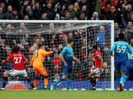 Man United-Arsenal (reuters)