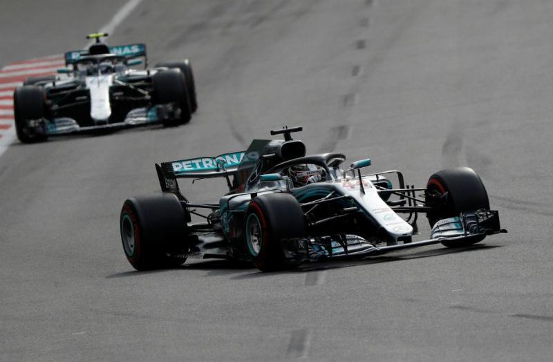 Lewis Hamilton (Reuters)