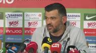 «Golos de Herrera e Marega representam todo o grupo de trabalho»