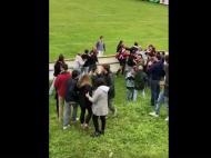 Federação de Râguebi suspende campeonato após confrontos (Facebook)