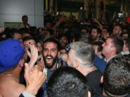 FC Porto no aeroporto