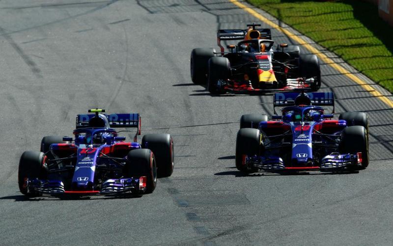 Toro Rosso (Reuters)
